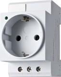 Finder Schaltschranksteckdose mit LED 079.90.0