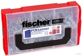 Fischer Sortimentsbox FIXtainer SX-Dübel u Schrauben 532891