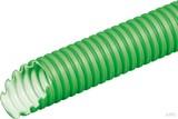 Fränkische Kunststoff-Wellrohr leicht 25,0x18,6mm FBY-EL-F 25 gn (50 Meter)