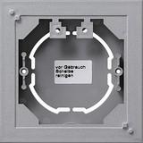 Gira AP-Rahmen 1f.alu System55 021926