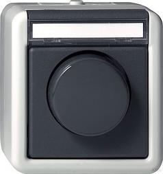 Gira Drehzahlsteller gr AP-WG 031430