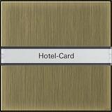 Gira Hotel-Card-Taster BSF brz BSF System 55 0140603