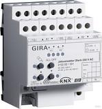 Gira Jalousieaktor 2fach 230VAC KNX/EIB REG 215200