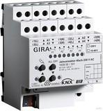 Gira Jalousieaktor 4fach REG KNX/EIB 230V AC 103900