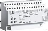 Gira Jalousieaktor 8fach 230V A C KNX/EIB REG 216100