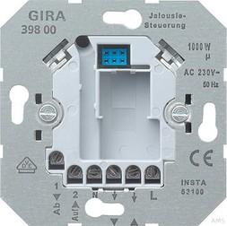 Gira Jalousiesteuer-Einsatz m.Nebenstelleneing. 039800