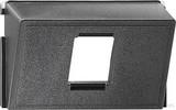 Gira Modulareinsatz AMP 1-fach 005200