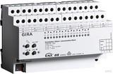 Gira Schalt-/Jalousieaktor REG KNX/EIB 16A 103800