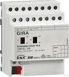 Gira Schaltaktor 2-fach 16A, EIB REG 104000
