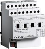 Gira Schaltaktor 4fach 16A REG 100400