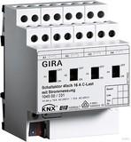 Gira Schaltaktor 4fach REG KNX/EIB 16A C-Last 104500