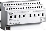 Gira Schaltaktor 8fach 16A REG 100600