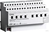 Gira Schaltaktor 8fach REG KNX/EIB 16A C-Last 104600