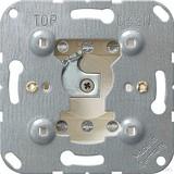 Gira Schlüsselschalter-Einsatz 2-polig 014400