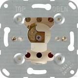 Gira Schlüsseltaster-Einsatz 1-polig 016300