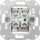 Gira Serienschalter-Einsatz 10A 250VAC 010500