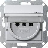 Gira Steckdose Erdstift KS KD B SF System 55 Farbe a 277126