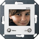 Gira TFT-Farbdisplay 4,6cm (1,8),rws-gl 128603