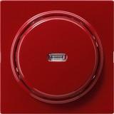 Gira Tast-Kontrollschalter rt S-Color 012243