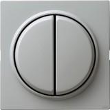 Gira Tast-Serienschalter gr S-Color 012542