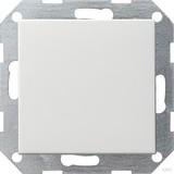 Gira Tast-Wechselschalt. rws-gl mit Wippe 10A 250VAC 012603