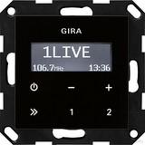 Gira UP-Radio RDS o. Lautsprecher swgl 228405