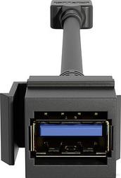 Gira USB 3.0 A Gender Changer Kupplung 574500