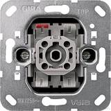 Gira Wechselschalter-Einsatz 10A 250VAC 010600