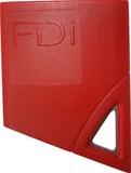 Grothe Näherungsschlüssel rot 13,56MHz mifare FD-010-029 (20 Stück)