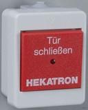 Hekatron Handauslösetaster f.AP-Montage, IP44 HAT 03