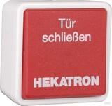 Hekatron Handauslösetaster für AP/UP-Montage HAT 02