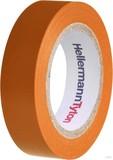 HellermannTyton PVC Isolierband orange Flex 15-OR15x10m