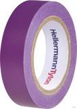 HellermannTyton PVC Isolierband violett Flex 15-VT15x10m