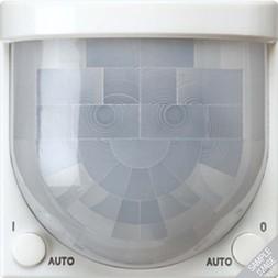 Jung Automatik-Schalter champ Universal, m. IR-FB AS A 1280-1 CH