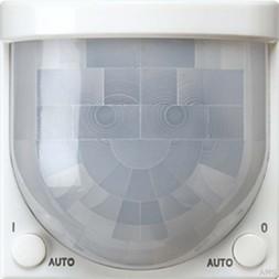 Jung Automatik-Schalter mokka Universal, m. IR-FB AS A 1280-1 MO