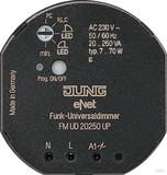 Jung Funk-Universaldimmer FM UD 20250 UP