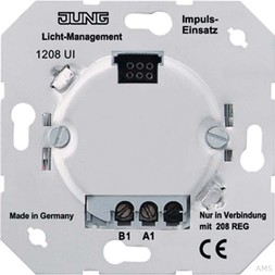 Jung Impuls-Geber AC 230V 1208 UI