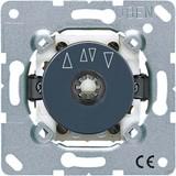 Jung Jalousie-Drehschalter 10AX 250V 1234.10
