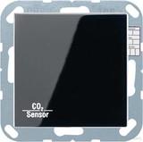Jung KNX CO2-Sensor, RT-Regler Luftfeuchtesensor sw CO2 A 2178 SW