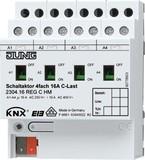 Jung KNX Schaltaktor 4-fach C-Last 2304.16 REGCHM
