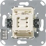 Jung KNX Taster BA 1-fach Mittenstellung 4071.02 LED
