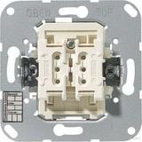 Jung KNX Taster BA 2-fach Tasterstellung 4072.01 LED