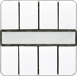 Jung KNX Tastsensor 4-fach sw Standard CD 2074 NABS SW