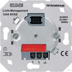 Jung NV-Triac-Schalteinsatz lautloses Schalten 1244 NVSE