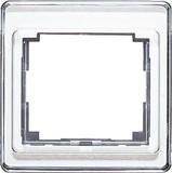 Jung Rahmen 1-fach aws senkrecht SL 581 WW