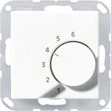 Jung Raumtemperaturregler aws 1-pol.Wechsl.AC230V TR A 236 WW