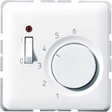 Jung Raumtemperaturregler br 1-pol.Öffner AC230V TR CD 231 BR