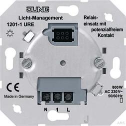Jung Relais-Einsatz 1-kanalig 1201-1 URE
