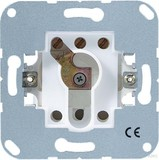 Jung Schlüsselschalter 10AX 250V 1-pol. 133.15