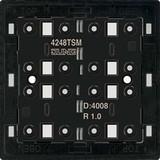 Jung Tastsensor-Modul 4-fach 24V AC/DC 20mA 4248 TSM
